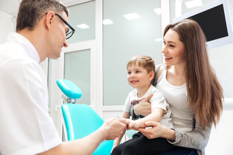 pregatire copil pentru dentist